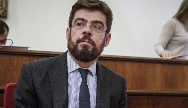 Ο Υπουργός Δικαιοσύνης, Διαφάνειας και Ανθρωπίνων Δικαιωμάτων, Μιχάλης Καλογήρου