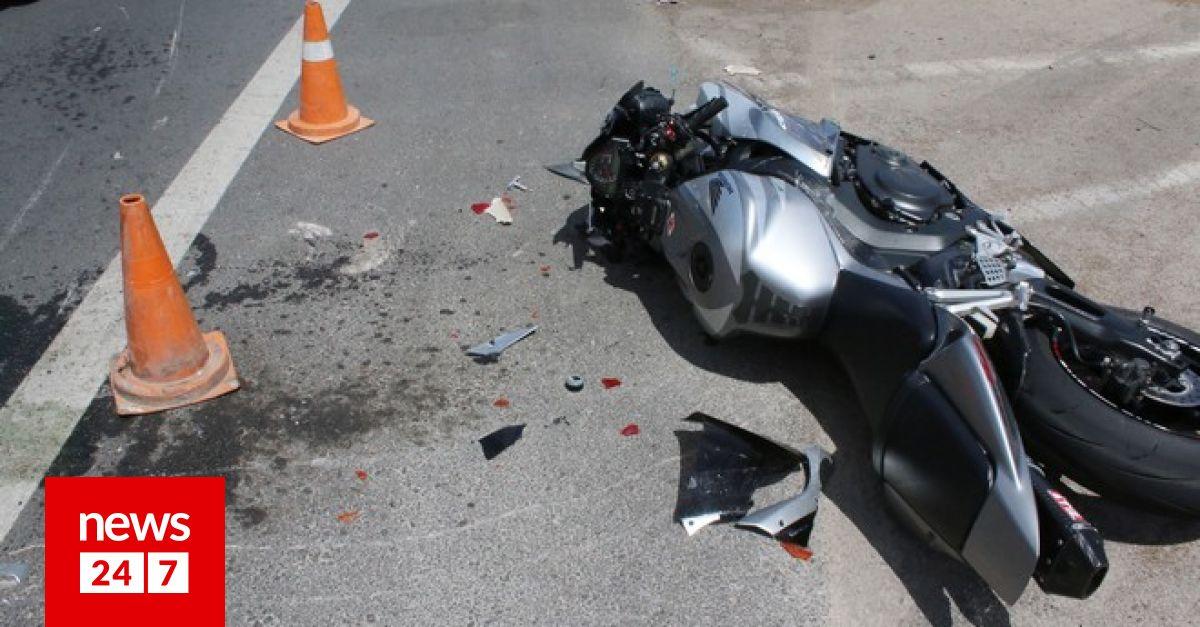 Σοβαρό τροχαίο στην Εθνική Οδό – Ένας τραυματίας – Κοινωνία