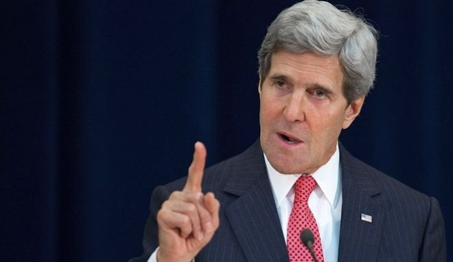 Στέιτ Ντιπάρτμεντ: Ο Τζον Κέρι προειδοποίησε τη Μόσχα για την αύξηση των νεκρών Σύρων αμάχων