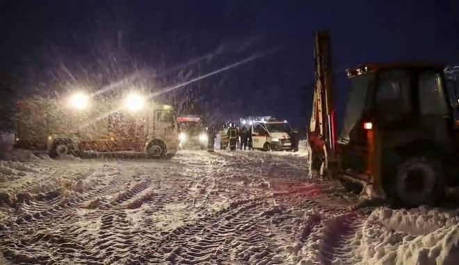 Οι παγωμένοι αισθητήρες ταχύτητας ίσως φταίνε για την αεροπορική τραγωδία στη Μόσχα