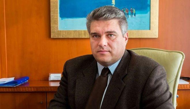 Ο βουλευτής Μεσσηνίας της ΝΔ Μίλτος Χρυσομάλλης