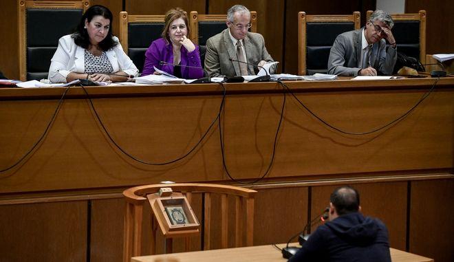 Δίκη Χρυσής Αυγής, απολογία Δ. Λιακόπουλου για την δολοφονία του Σαχζάτ Λουκμάν