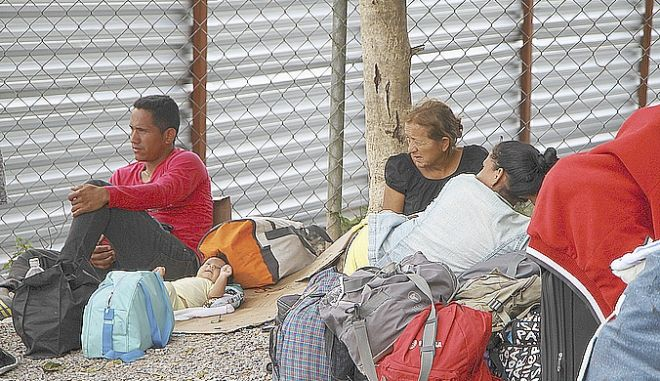 Βενεζουελάνοι μετανάστες