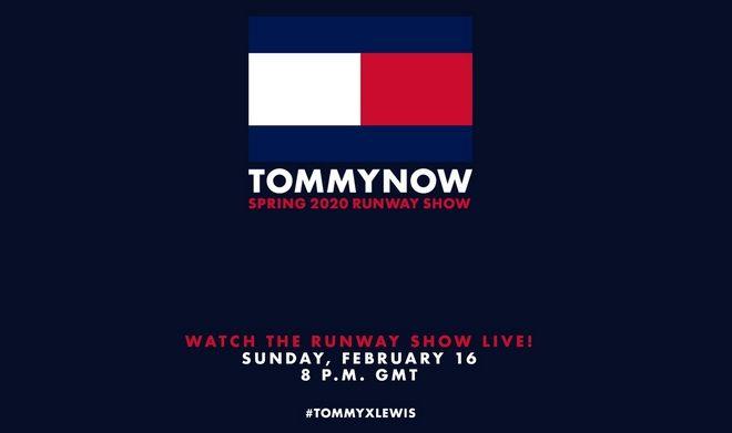 Δείτε LIVE το βιωματικό TOMMYNOW runway event
