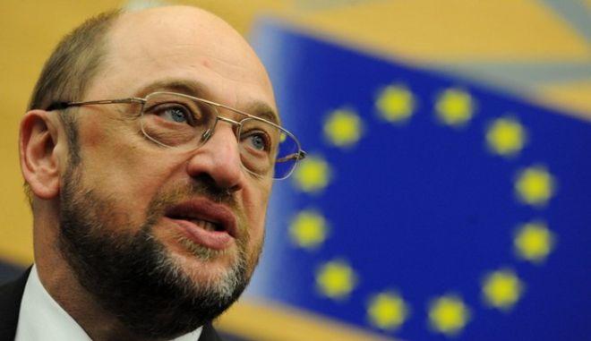 Ο Σουλτς επικεφαλής του SPD για τις ευρωεκλογές