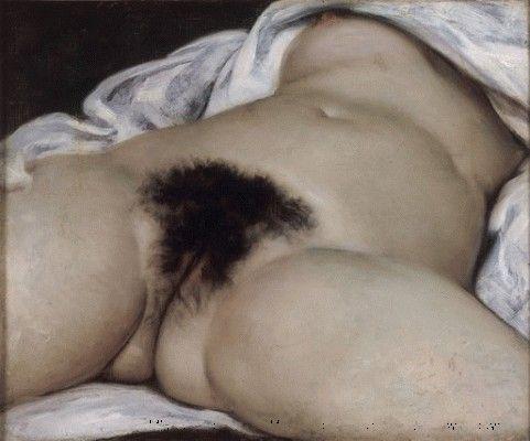 Νεαρό γυμνό αιδοίο
