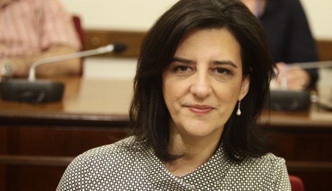 Η Ειδική Διαρκής Επιτροπή Ευρωπαϊκών Υποθέσεων  συνεδριάzει με θέμα ημερήσιας διάταξης: Οι θεσμικές εξελίξεις σε σχέση με τη διαδικασία εξόδου του Ηνωμένου Βασιλείου από την Ευρωπαϊκή Ένωση. Τα μέλη της Επιτροπής θα ενημερώσει ο Αναπληρωτής Υπουργός Εξωτερικών αρμόδιος για τις ευρωπαϊκές υποθέσεις κ. Γεώργιος Κατρούγκαλος. EUROKINISSI ΓΙΩΡΓΟΣ ΚΟΝΤΑΡΙΝΗΣ