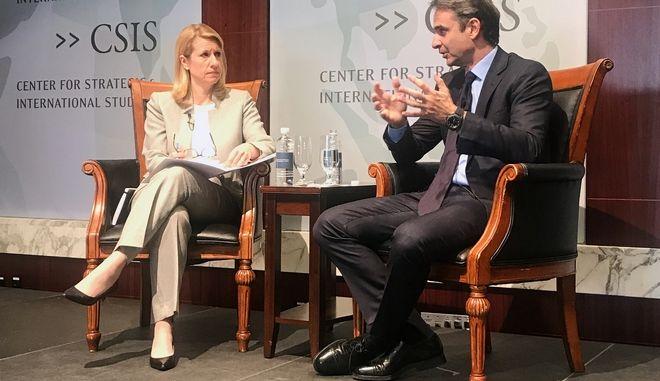 Μητσοτάκης: Οι επόμενες εκλογές δε θα είναι μόνο για την οικονομία, αλλά για τη Δημοκρατία