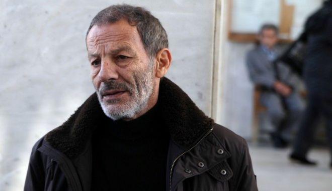 Κηδεία του συγγραφέα Μένη Κουμανταρέα από το Α' Νεκροταφείο Αθηνών την Τριτη 8 Δεκεμβρίου 2014.