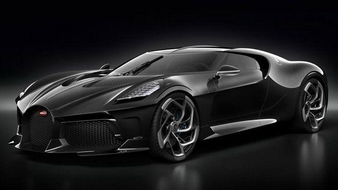 Bugatti La Voiture Noire: Αυτό είναι το ακριβότερο αυτοκίνητο όλων των εποχών