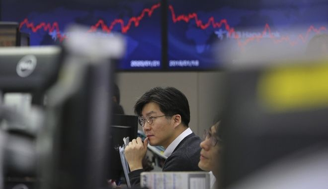 Χρηματιστής στο Τόκιο