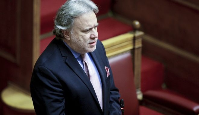 Ο αναπληρωτής υπουργός Εξωτερικών, Γιώργος Κατρούγκαλος (EUROKINISSI/ΠΑΝΑΓΙΩΤΗΣ ΣΤΟΛΗΣ)