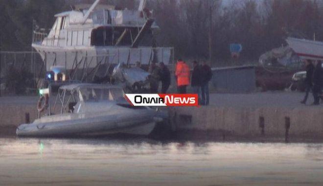 Πτώση αεροσκάφους στο Μεσολόγγι: Εντοπίστηκε η σορός του πιλότου