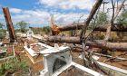 Καταστράφηκε νεκροταφείο στη Χαλκιδική