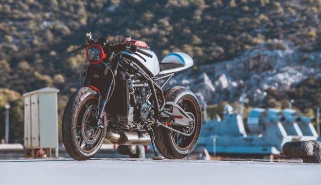 DCR 017: Η πρώτη ελληνική μοτοσικλέτα είναι έτοιμη να κατακτήσει τις διεθνείς αγορές