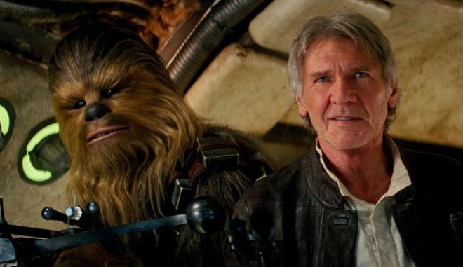 """Όταν το """"Star Wars: Η δύναμη ξυπνάει"""" είχε άλλο τίτλο"""