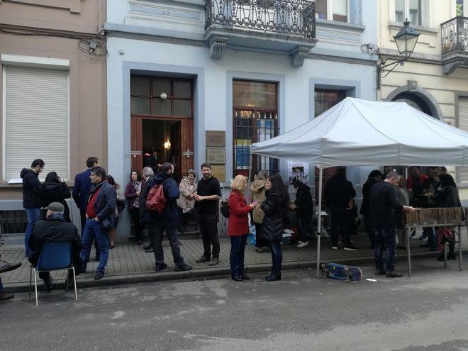 Βέλγιο: Τους αντιπροσώπους της εξέλεξε, χθες, η ελληνική ομογένεια