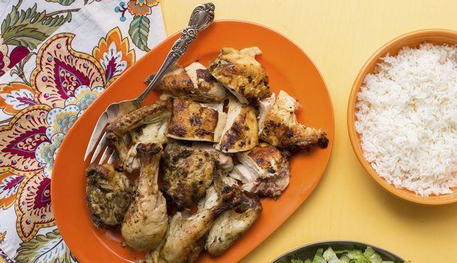 Κοτόπουλο Πίρι Πίρι