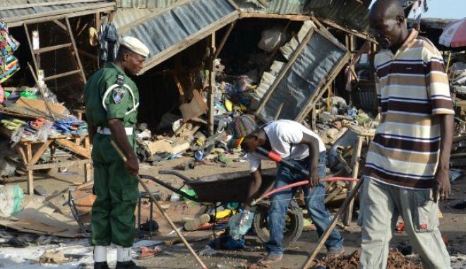Νιγηρία: 12χρονη καμικάζι σκόρπισε το θάνατο