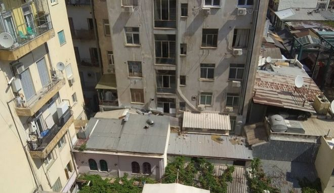Θεσσαλονίκη: Σκοτώθηκε πέφτοντας στο κενό από τον 6ο όροφο