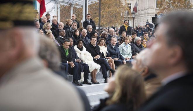 Γαλλία: Ηγέτες από όλο τον κόσμο για τα 100 χρόνια από το τέλος του Α' Παγκοσμίου Πολέμου