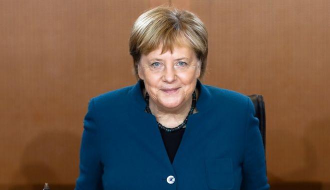 Καγκελάριος Angela Merkel