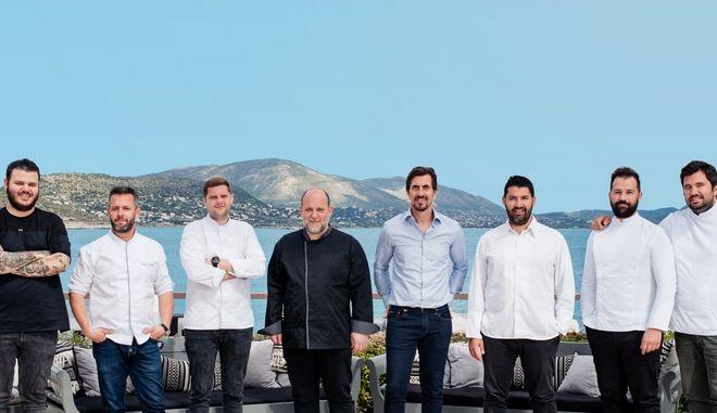 Διακεκριμένοι Έλληνες chefs στις Gastronomy Wednesdays του Island