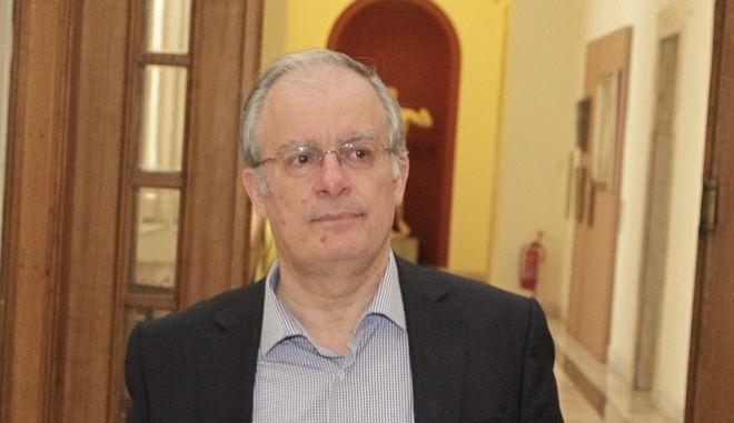 Υπό τον Ευάγγελο Μεϊμαράκη συνεδριάζει σήμερα στη Βουλή στις 17.00 το άτυπο πολιτικό συμβούλιο της Νέας Δημοκρατίας// ΣΤΗ ΦΩΤΟΓΡΑΦΙΑ O ΒΟΥΛΕΥΤΗΣ ΚΩΣΤΑΣ ΤΑΣΟΥΛΑΣ.(Eurokinissi-ΚΟΝΤΑΡΙΝΗΣ ΓΙΩΡΓΟΣ)