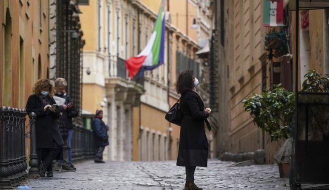 Κορονοϊός στην Ιταλία