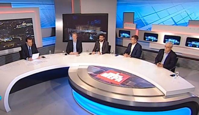 To πρώτο debate στην ΕΡΤ των υποψήφιων δημάρχων της Αθήνας