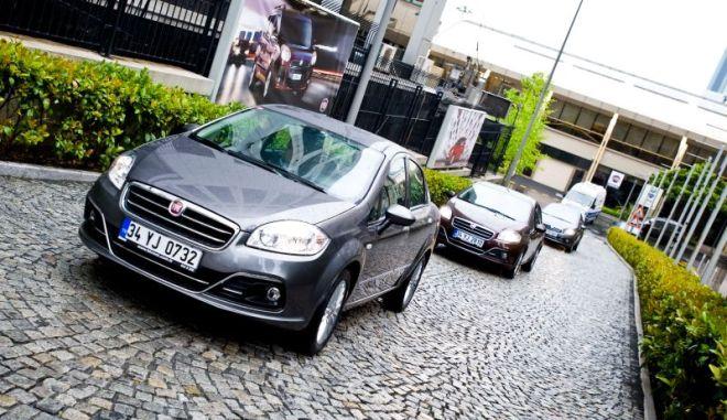 Fiat Linea. Από 13.640 € (με απόσυρση) και ντίζελ κινητήρα