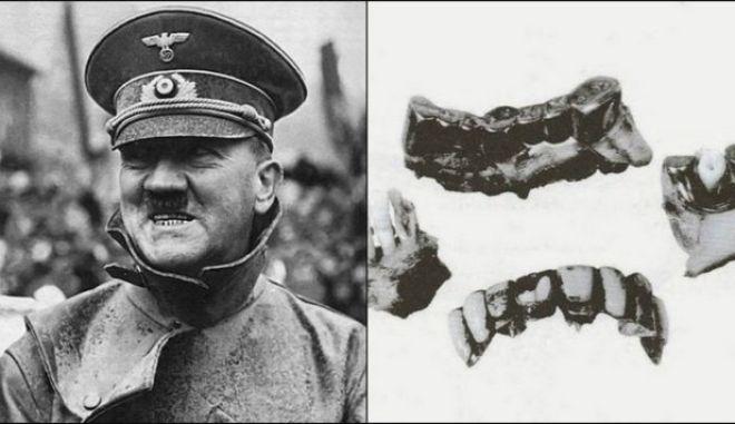 Μηχανή του Χρόνου: Το μόνο αποδεικτικό για τον θάνατο του Χίτλερ