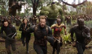 Avengers: Το τρέιλερ του 'Infintiy War' έγραψε 30 εκ. views σε μια μέρα