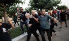 Επίθεση κατά του δημάρχου Θεσσαλονίκης Γιάννη Μπουτάρη