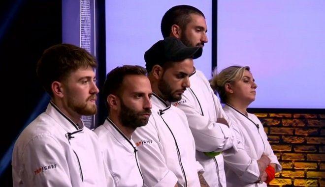 Διαγωνιζόμενοι του Top Chef