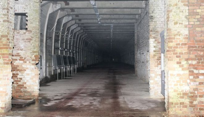 Το πρώην γερμανοναζιστικό στρατόπεδο συγκέντρωσης στο Έμπενζεε της Άνω Αυστρίας