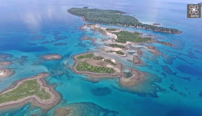 Οι Μπαχάμες της Ελλάδας