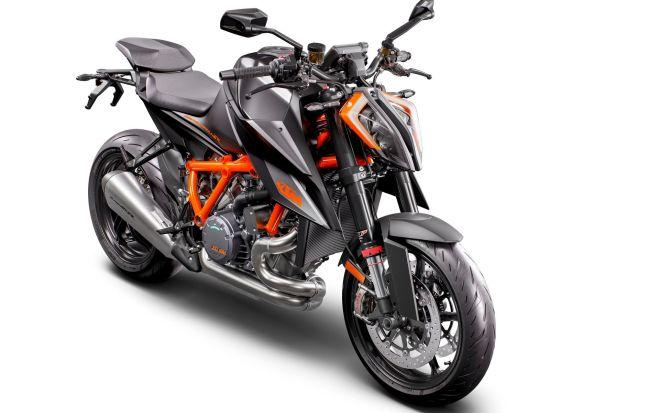 KTM: Οι μοτοσυκλέτες του 2020