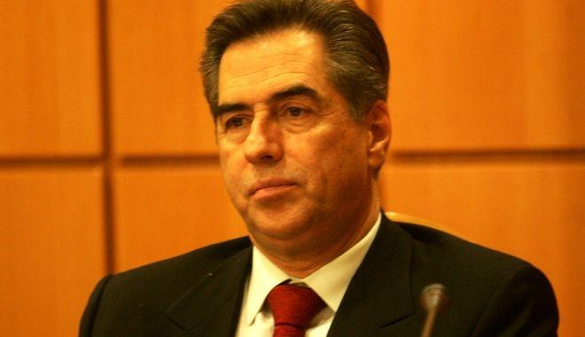 Ο Βασίλης Παπαγεωργόπουλος (φωτό αρχείου)