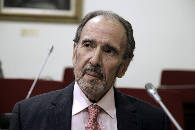 Ο πρώην πρόεδρος του Ερυθρού Σταυρού και του Ερρίκος Ντυνάν Ανδρέας Μαρτίνης
