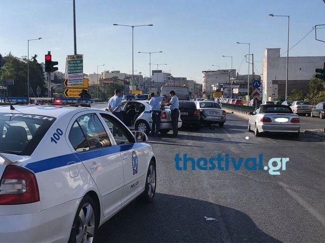 Θεσσαλονίκη: Τροχαίο στα διόδια στην Εγνατία Οδό - Ένας νεκρός
