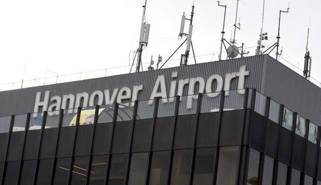 Το αεροδρόμιο του Ανόβερου