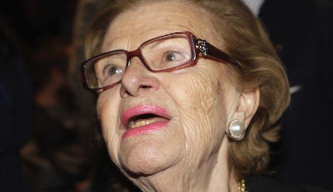 Η χήρα του σχεδιαστή Σαλβατόρε Φεραγκάμο, Βάντα, έφυγε από τη ζωή σε ηλικία 96 ετών.