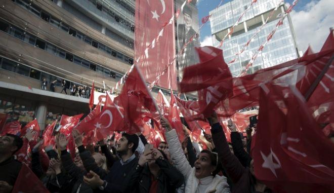 Τουρκία τοπικές εκλογές