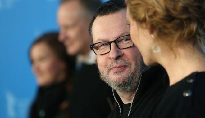Ο Σκηνοθέτης Λαρς Φον Τρίερ στο Φεστιβάλ Βερολίνου