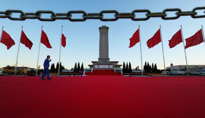 Κίνα: To KKK επικυρώνει την αλλαγή ηγεσίας
