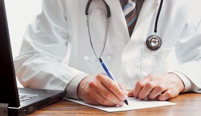 Αριθμητικά όρια συνταγογράφησης ανάλογα με την ειδικότητα του γιατρού