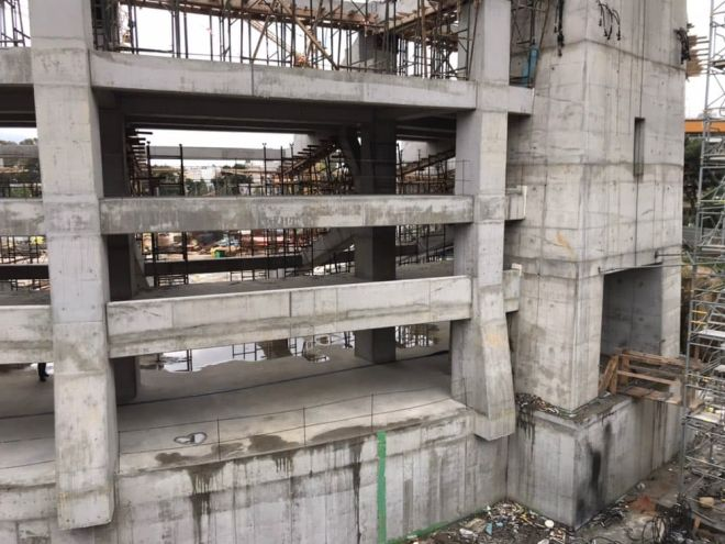 Νεκρός εργάτης στο νέο γήπεδο της ΑΕΚ - Έπεσε από σκαλωσιά