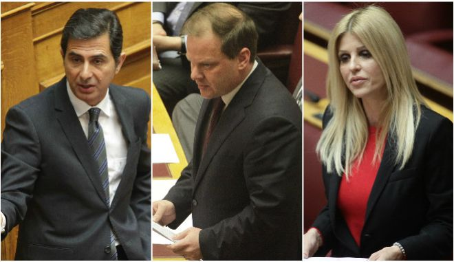 Οι μακεδόνες βουλευτές της ΝΔ κατά Μουζάλα