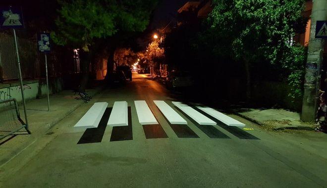 Οι πρώτες 3D διαβάσεις στην Αθήνα